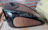 Sporster diamond black brown