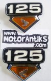 Emblem box CB 125 import 01